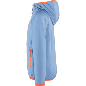 Meru Edendale Stretch-fleece Lapset, moonlight blue